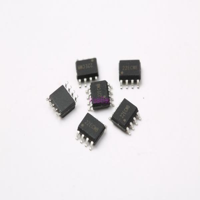 Trigger switch IC chip, switch chip solution